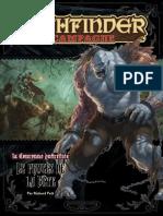 Pathfinder - Campagne n°7 - La Couronne Putréfiée 2 sur 6  - Le Procès de la Bête