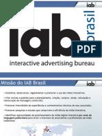 Indicadores de Mercado IAB Brasil Jan11