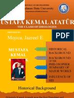 MUSTAFA KEMAL ATATURK HISTORY PPT