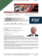 16-03-11 Pide Cano Velez Seriedad en Discusion Hacendaria