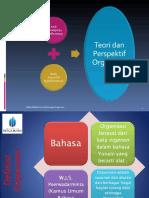 PERT 1 Definisi organisasi