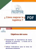 CLASE 13 - Curso Cómo Mejorar La Gestión Logística