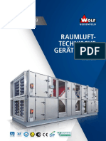 RLT Anlagen - WOLF