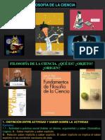 Tema 3. FC ¿Qué es la Filosofía de la ciencia. pdf (1) (1)
