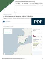 ¿Cuánta Importancia Tienen Los Puertos en España_ _ Economía _ Cinco Días