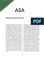 Black Lives Matter e Noi