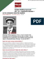 INTERVIEW de Sébastien Mathouraparsad