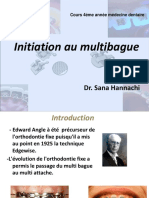 Initiation au multibague (1)