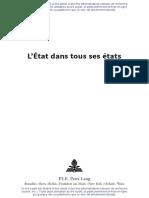 Foucault, l'Etat Et La Gouvernementalité