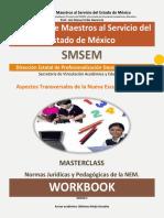 WorkBook Master Class Normas JurÍdicas de La NEM^