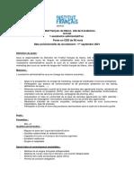 Assistant Administratif Marketing CDD VPM