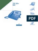 alcatel omni pcx telefono 4029