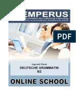 Emperus Deutsche Grammatik B2