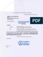 CARTA N° 026-2021-MDTP-SG