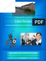 Scunthorpe Lease Option Brochure