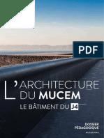 Dossier Pedagogique Architecture Mucem