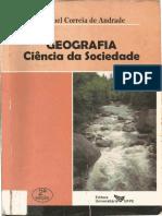 Geografia ciência da sociedade