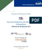 Informe Tendencias IPv6 Marzo 2011