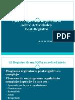 6. Post-Registro