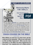 2ndSession_C3 Life Course Info Brochure