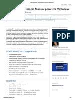 Mioterapia - Dor Miofascial