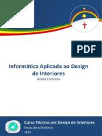 Ebook - Informática Aplicada ao Design de Interiores [2021 ETEPAC]
