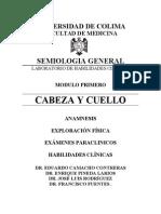GUIA DE CRANEO Y CARA AGOSTO