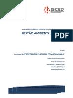 Módulo de Antropologia Cultural de Moçambique (2)