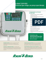 CONTROLADOR -Programador Rain Bird® ESP-RZX