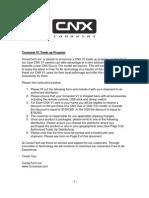 Conaxsat V1 Tradeup Program