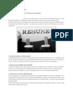 44-Resume-Writing-Tips