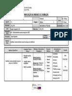 PLANEAMENTO Geral - UFCD 3292 - Curso EFA_NS_PRO 1