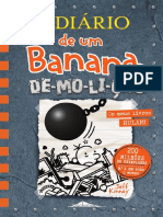 Diário de Um Banana 14 - Demolição