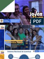 Estructura Funcional Consejo de Juventudes