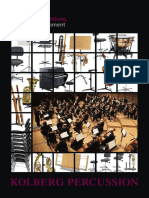 Kolberg Percussion Orchestra Pw Low