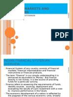 FINANCIAL MARKET & SERVICES