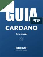 Guia Cardano - Maio, 2021, Cesar Scapella