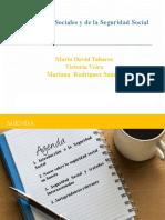 Derechos Sociales y de La Seguridad Social - Presentacion (1)