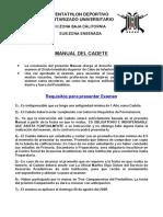 3 - Esc. de Cadetes - Manual Del Cadete