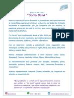 Propuesta Social Band Olón Abril 2022