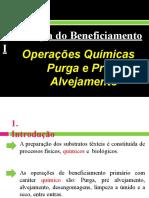 Aula 05 - Processos Qimicos_Purga_Pre