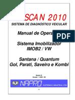 Manual de Imobilizador VW Imob 2