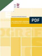 Enteiche, Nicolás - Las Sanciones Administrativas