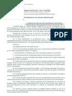 Instrução Normativa Nº 111, De 31 de Janeiro de 2017 - Imprensa Nacional