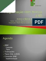 JDBC Conexão Com Banco de Dados