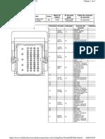 CONECTOR PCM   C1232T