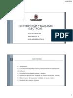 Presentación Instalaciones Electricas Parte i