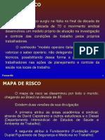MAPA DE RISCOS Apresentação