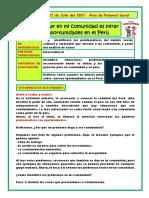 ACTIVIDAD N° 06 PS 12-07-2021