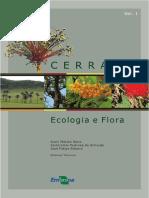 CERRADO Ecologia e Flora VOL 1